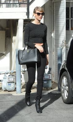 Taylor Swift out and about LA   1/15/16.