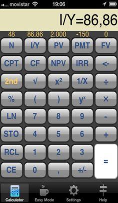 Financial Calculator by Echoboom S.L.