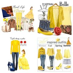 Fun back to school or dress out night clothes like a princess for those belle fans #4