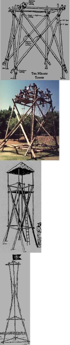 A Long-Term Survival Guide - Improvised Towers