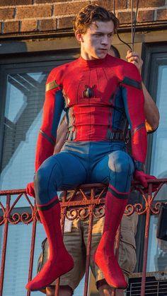 Pretty Boys, Cute Boys, Siper Man, Spiderman 3, Spiderman Costume, Tom Peters, Tom Holand, Tom Holland Peter Parker, Tommy Boy
