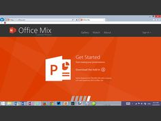 Microsoft is not known for educational computing tools, but with Office Mix it's turning PowerPoint into a tool for building online lessons.