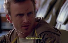 Imagem de breaking bad, jesse pinkman, and jesse Aaron Paul, Series Movies, Movies And Tv Shows, Tv Series, Intj, Slytherin, Breaking Bad Jesse, Breaking Bad Quotes, Breakin Bad