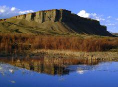 Photo #64693: Kremmling Cliffs | America's Byways