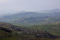 Colline siciliane. | Flickr - Photo Sharing!