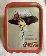 *1920'S Coca-Cola Tray