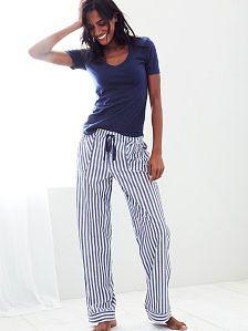 Women's Pajamas & Sets - Silk, Flannel & More - Victoria's Secret