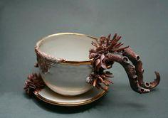 Чашка из коллекции  «Bottom Feeders»