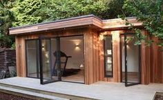 you can be more you can use your garden office like a gym room or even a music room it best garden office