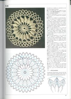 220 splotow szydelkowych - Lita Zeta - Picasa Webalbums