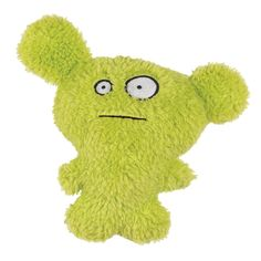 Grriggles Furzies Dog Toy - Green