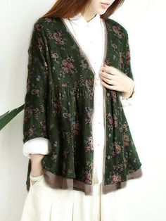 2018 V Neck Flower Print Lacing Up Waist Kimono Shirt Holiday New Women Laminated Lantern Sleeve Beach Bow Tie Short Blouse Tops Women's Clothing