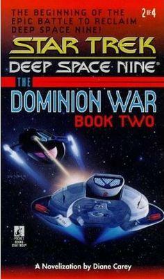 DS9 Dominio War Bk 2