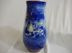 Royal Doulton Babes in the Woods Vase. Sold $185