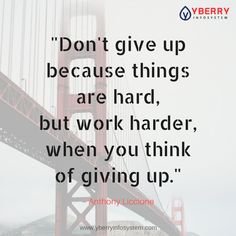 Your victory is right around the corner. Never give up. Don't Give Up, Never Give Up, Around The Corner, Giving Up, Victorious, Work Hard, Thoughts, Amazing, Working Hard