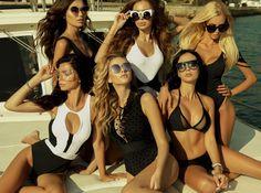 Let The Weekend Begin, Types Of Women, People Sitting, Vanity Fair, Fit Women, Blonde Hair, Bikinis, Swimwear, Sunglasses Women