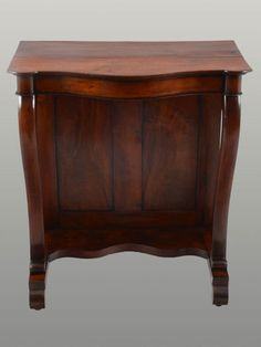 American Pennsylvania Pier Table by RYeakelCollection on Etsy, $1200.00