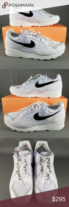 on sale 3d494 efa0d Nike Air Skylon II x Fear of God Mens Shoe 9 White Nike Air Skylon II x  Fear of God Color White  Black - Light Bone - Sail Size US Mens ...