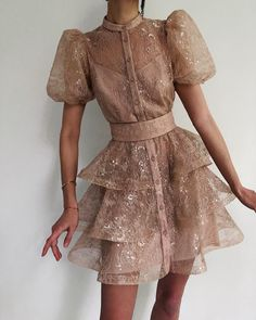 Wedding Dressses, Short Sleeve Dresses, Dresses With Sleeves, Classy Outfits, Fashion Dresses, Shoulder Dress, Prom, Formal, Womens Fashion