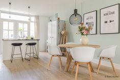 Binnenkijken bij Tessa en Maarten in de woonstijl Scandinavisch wonen met pastels.