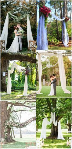 A gorgeous wedding arch can be quite important for your wedding,no matter the outdoor wedding,beach wedding or garden wedding.You will exchange the vows and wedding rings with your loved one under the well-designed wedding arch.And it is a picturesque moment you'll remember forever.In order to make the moment more elegant and romantic,we colloected different wedding …
