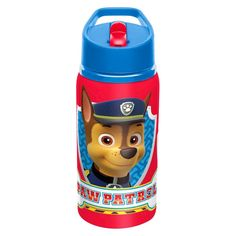 fdc3c070c4 PAW Patrol 19.5oz Stainless Steel Water Bottle Blue/Green - Zak Designs