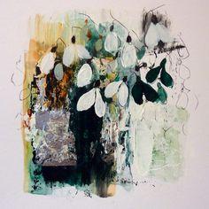 Snowdrops by Patricia Sadler