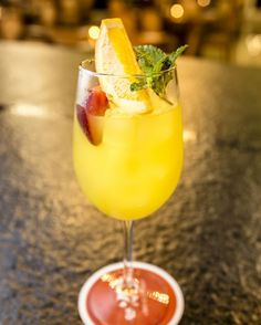 """In wine there is a wisdom. In beer there is a strength. In cocktail there is a water of life. Enjoy our Signature Cocktails """"Not a Fruit Punch"""" for only 121K Nett. 📞 3620800  #on20makassar 