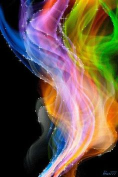 The perfect Fire Rainbow Sparkle Animated GIF for your conversation. Discover and Share the best GIFs on Tenor. Images Gif, Gif Pictures, Color Splash, Et Tattoo, Les Gifs, Amazing Gifs, Beautiful Gif, Beautiful Things, Glitter Graphics