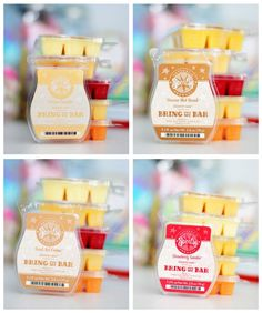 scensty bars: romance and spa scents smell soooo good. https://charlottelee.scentsy.us