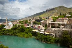 In the minds of most sane people, jumping off tall bridges is a way to die – but in Mostar, Bosnia-Hercegovina, it's a way of life.
