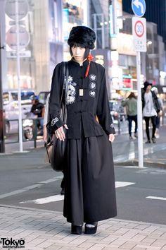 fa4dc0782f4 Harajuku Street Fashion Inspired by China Korea Street Style