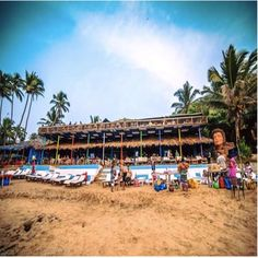 Goa, Night Club, Night Life, Seaside Restaurant, Beach Shack, Five Star Hotel, New Years Party, Best Part Of Me, Cool Places To Visit