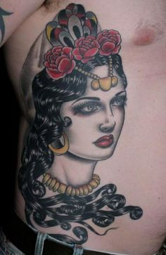 Rose Hardy is a painter and tattoo artist working at Kings Avenue Tattoo in New York City. Rose Hardy, Inked Magazine, American Traditional, Girl Tattoos, Tattoo Girls, Artist At Work, Tattoo Inspiration, I Tattoo, Tattoo Artists