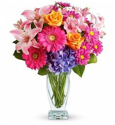 Wondrous Wishes Bouquet with Optional Add-Ons by GourmetCarePackages.biz