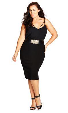 7bfeac1b61c City Chic Rose Garden Belt - Women's Plus Size Fashion City Chic - City  Chic Your Leading Plus Size Fashion Destination