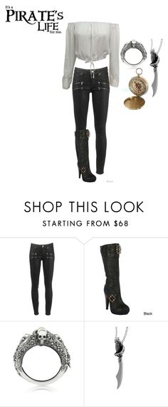 """Untitled #288"" by elanorjoy ❤ liked on Polyvore featuring Paige Denim, Ellie and Ugo Cacciatori"