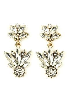 Image of Eye Candy Los Angeles Roaring 20s Burst Earrings
