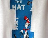 $9  Dr. Seuss Cat in the Hat First Birthday s/s Onesie or Shirt