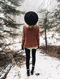 chunky cowl neck sweater #freepeople