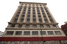 Detroit Life Building to get residences and shops