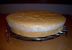 Il pan di spagna di Morena... riuscita perfetta!