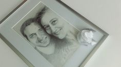 Rysunkowy+portret+ślubny+to+doskonały+prezent+dla+Młodych,+którzy+cenią+sobie+oryginalność.+