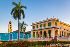 Lo que otrora fuera el Palacio Brunet, hoy es unos de los atractivos del Casco Histórico del municipio de Trinidad, el Museo Romántico de Trinidad.