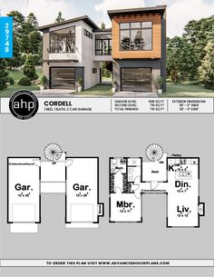Contemporary Carriage House Plans Unique Pin by Lyndi Thompson On House Floor Plans In 2020 Container Home Designs, Building A Container Home, Container House Plans, Storage Container Homes, Shipping Container Homes, Sims House Plans, House Floor Plans, House Plans With Pool, Tiny House Design