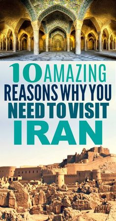Iran travel is a mus Iran travel is a must. These Iran travel tips are awesome! I'm so glad I found them! Iran culture is so unique and worth exploring. Travel Tips, Travel Guides, Travel Destinations, Budget Travel, Iran Travel, Asia Travel, Monuments, The Shah Of Iran, Visit Iran