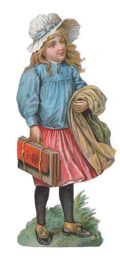 victorian schoolgirl