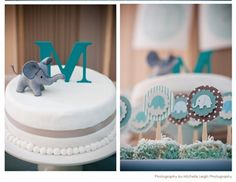 Lions, tigers and bears? Not here! 2014 is the year of the elephant-inspired party – and it's perfect for mom's shower. The understated grey from this Style Me Gorgeous shower is totally gender-neutral, and the elephant represents a strong, gentle, emotional creature. They even nestle and nurture their young, just like you'll do.
