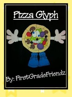 Pizza! Pizza! Your children will enjoy adding different toppings to create their own Pizza Glyph. This Pizza Glyph includes writing options based o...