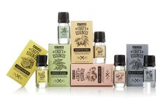 Aftelier Chef's Essences on Packaging of the World - Creative Package Design Gallery